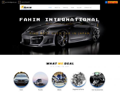VijayaTech Labs fahimintl.com